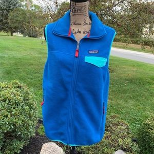 PATAGONIA Lightweight Synchilla Zipper Vest